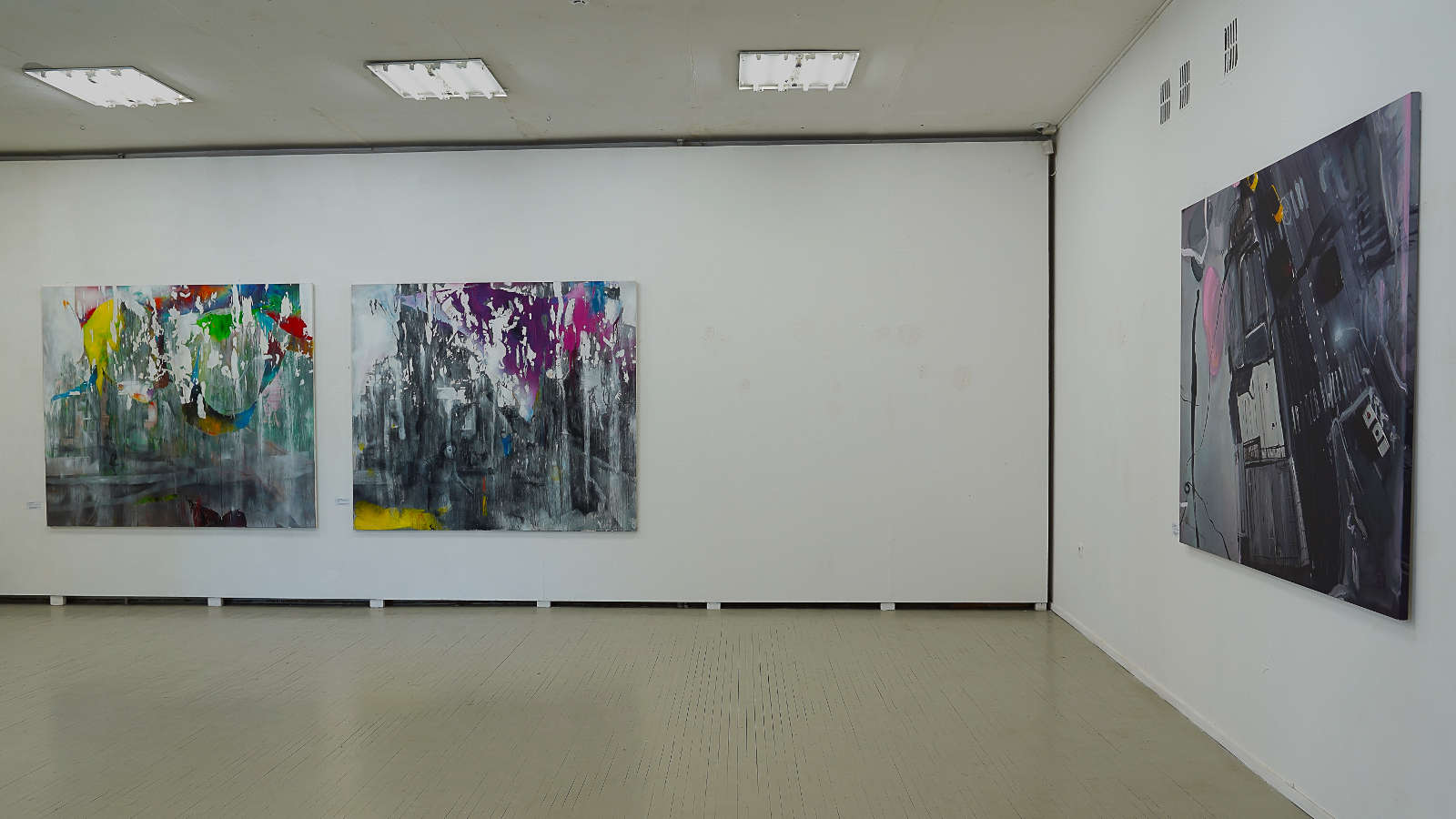 Neringa Kriziute - painter - about, exhibitions, gallery